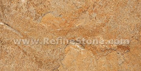 Golden Quartzite (Natural Riven)