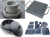 Cooking stone and cookware